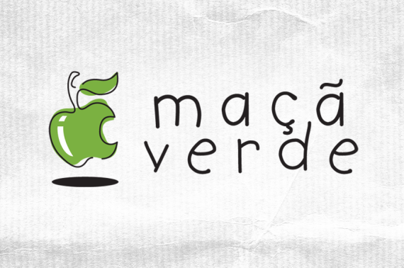 Logo Maçã Verde