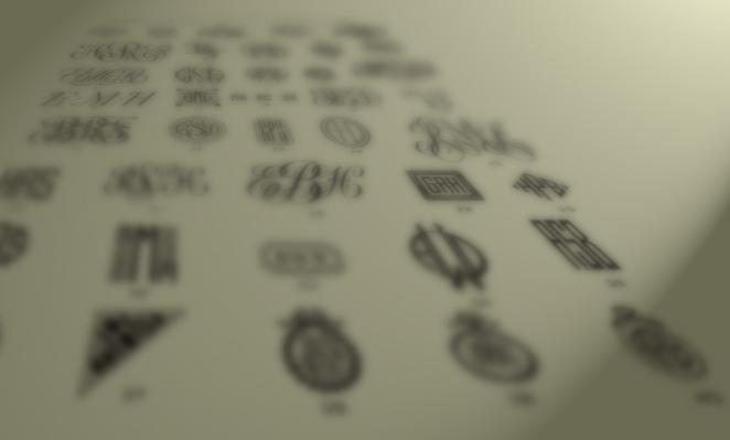 monogramas
