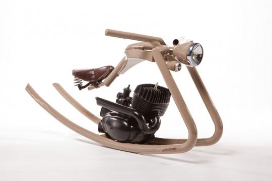 Motorcyle-Rocking-Horse